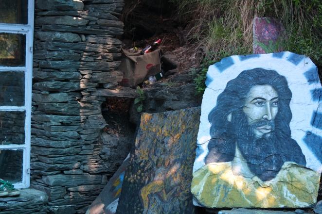 Art at Shiva Cafe