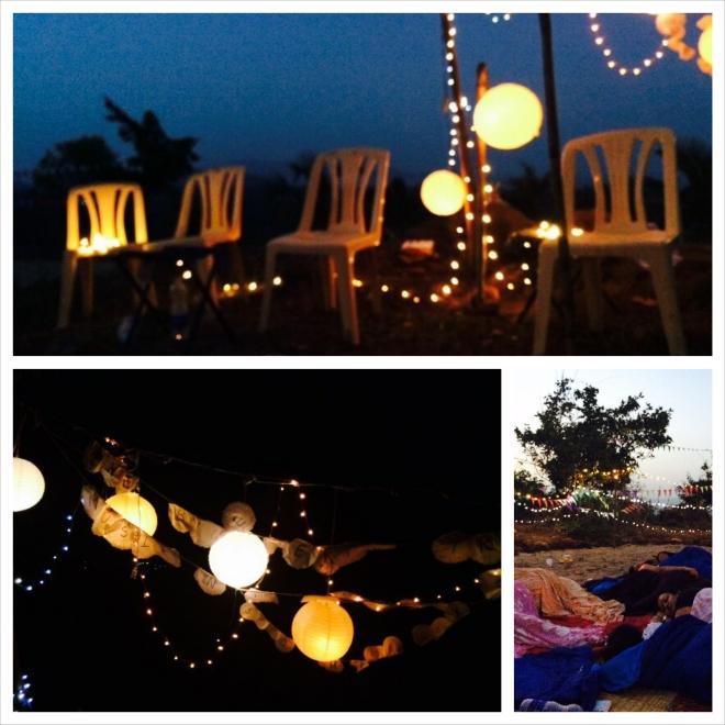 dreamy night in mumbai