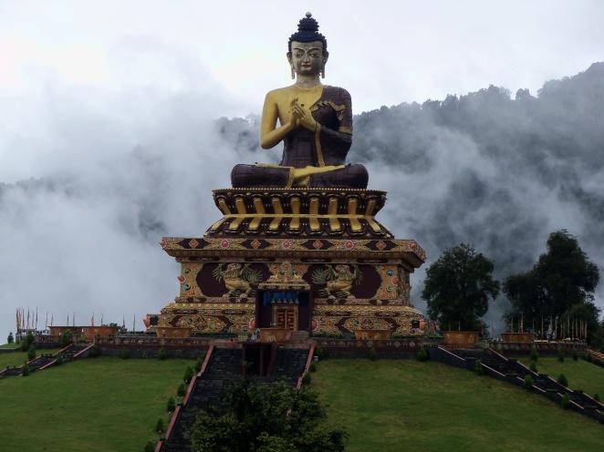 Buddha Park, Sikkim Source: Google