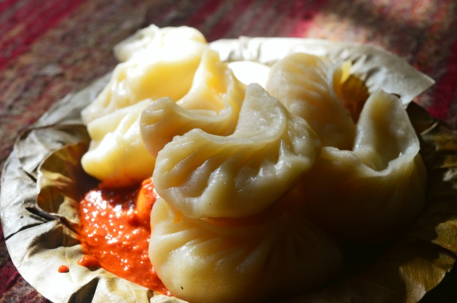 Leave Maggi! Momos is the way of life here.