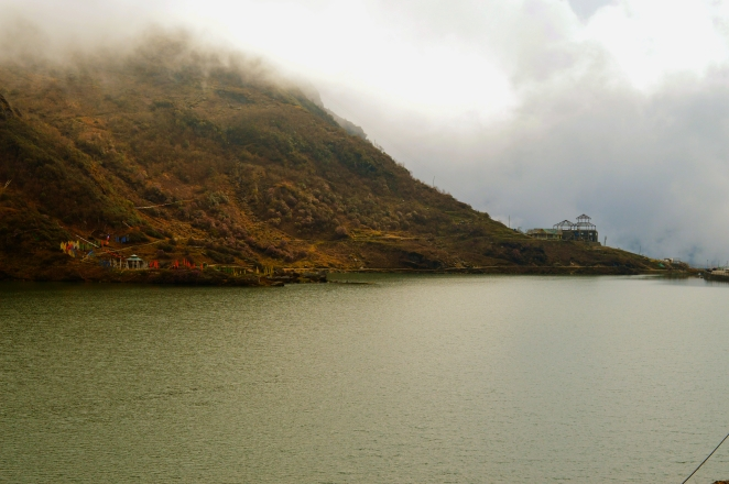 Changu Lake at Nathula Pass-pristine beauty in Sikkim