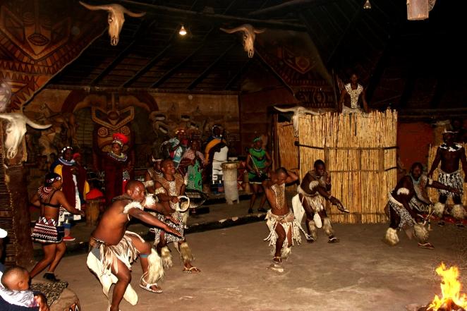 lesidi cultural village dance