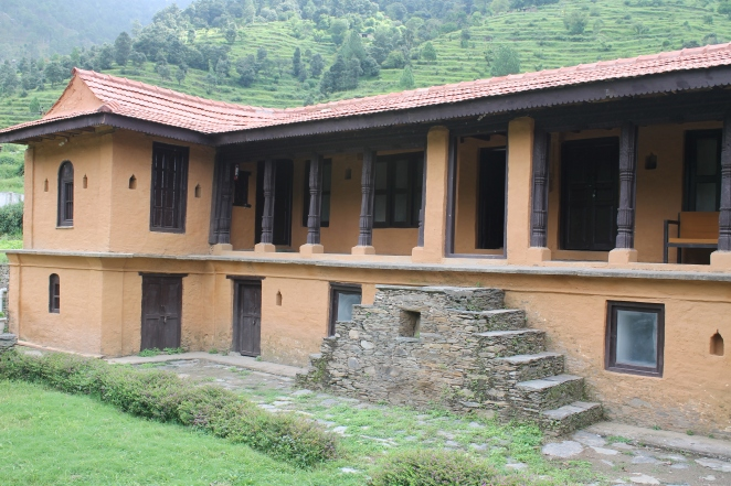terraces kanatal homestay dehradun
